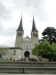 A really pretty church!