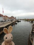 Welcome to Ribe, Denmark - where some of my Mimi's family lives!