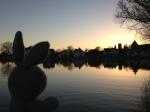 It was beautiful. I like you, Ribe, Denmark.