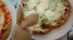 Pesto pizza!
