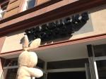 Oh my GOODNESS. A STARBUCKS! Thank you, German Bunny God.