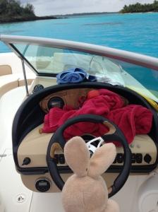 Captain let me drive!
